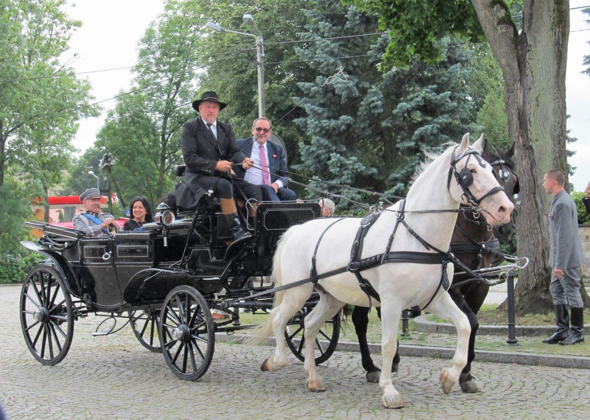 X Zajazd Wysokomazowiecki w Muzeum Rolnictwa w Ciechanowcu