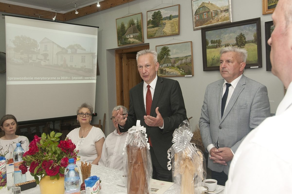 Obradowała Rada Muzeum przy Muzeum Regionalnym w Łukowie